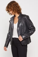 Maria Leather Jacket
