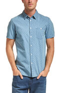 Turner Denim Printed Short Sleeve Shirt