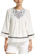 Georgia Embroidered Blouse