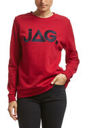 Jag Embroidered Sweater