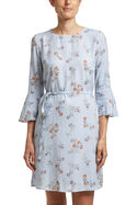 Jonie Bell Sleeve Print Dress