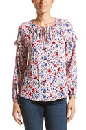 Evelyn Printed Blouse