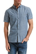 Zac Short Sleeve Spot Shirt